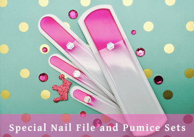 Special Nail File and Pumice Sets